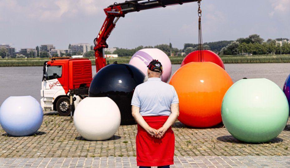 Fashion Balls trappen Mode 2.021 op gang