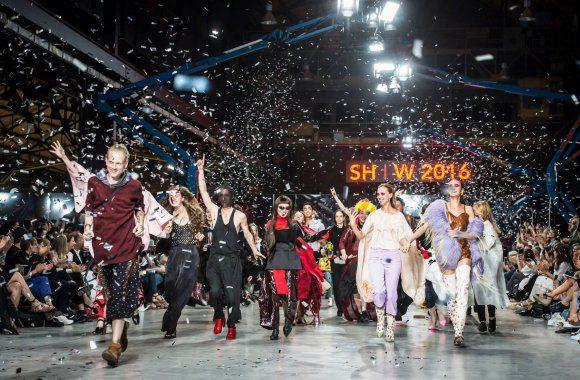 Modeshows & expo's Antwerpse Modeacademie